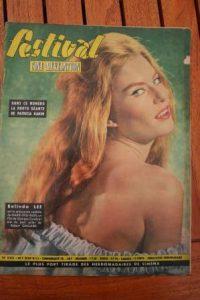 1959 Belinda Lee Tina Louise Widmark Claudia Cardinale