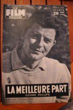 Gerard Philipe La Meilleure Part Ingrid Bergman Mitchum