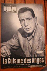 1956 Humphrey Bogart Joan Bennett We're No Angels