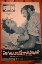 1956 Tyrone Power Susan Hayward Untamed Grace Kelly