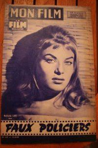 1958 Belinda Lee David McCallum Secret Place