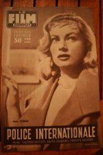 1958 Anita Ekberg Victor Mature Marianne Hold Vaneck