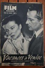 1956 Katharine Hepburn Rossano Brazzi Gerard Philipe