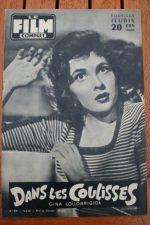 1956 Gina Lollobrigida James Dean Gianni Esposito
