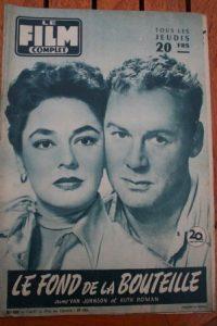 57 Ruth Roman Van Johnson Jayne Mansfield Sophia Loren