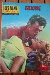 1959 Mag Rita Hayworth Stewart Granger Salome +200pics