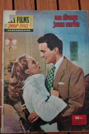 1958 Peggy Cummins Terence Morgan Always a Bride +200p