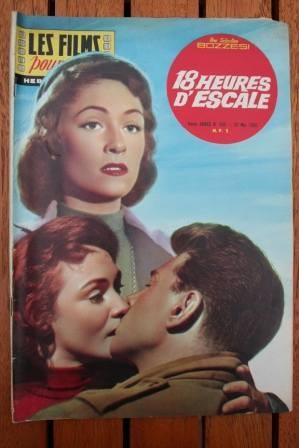 1961 Maria Mauban Genevieve Kervine Jean Pierre Aumont