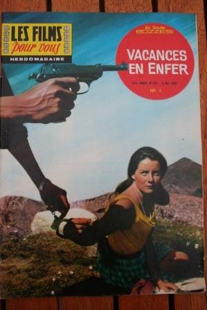 1962 Elina Labourdette Georges Poujouly Catherine Sola