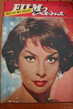 1959 Mag Gina Lollobrigida Sophia Loren Jayne Mansfield
