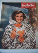 1946 Laraine Day Veronica Lake French Fashion