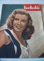 1946 Gloria De Haven Laraine Day Maureen O'Hara