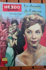 1960 Irina Greco Fabio Cardoso Maria Dilnah Jaime Costa
