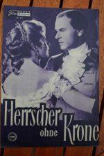 Vintage Prog Odile Versois O. W. Fischer Horst Buchholz