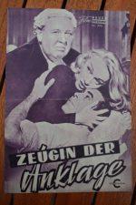 Original Movie Prog Tyrone Power Marlene Dietrich