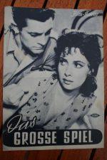 Original Prog Gina Lollobrigida Jean Claude Pascal