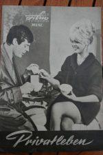Original Prog Brigitte Bardot Vie Privee