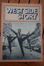 Original Prog West Side Story Natalie Wood Chakiris