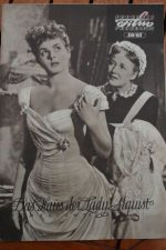 Vintage Prog Ingrid Bergman Charles Boyer Joseph Cotten