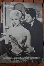 Original Prog Brigitte Bardot Daniel Gelin
