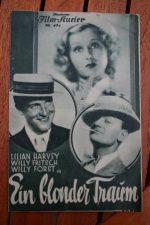 Original Prog Lilian Harvey Willy Forst