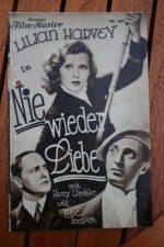 Original Prog Lilian Harvey Harry Liedtke