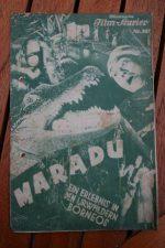 Original Prog Rose Hobart Charles Bickford Maradu