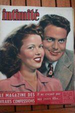 1948 Vintage Magazine Shirley Temple John Agar