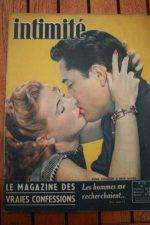 1948 Vintage Magazine Dona Hamilton Deck Harris