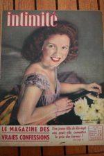 1948 Vintage Magazine Shirley Temple