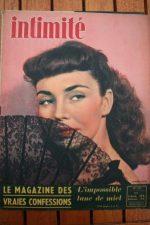1948 Vintage Magazine Jennifer Jones