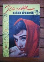1958 Audrey Hepburn Line Renaud Jean Claude Pascal Brigitte Bardot