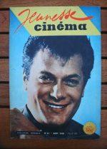 1960 Tony Curtis Marpessa Dawn Jean Marais Brel Vadim