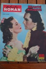 Magazine 1960 The Wicked Lady Margaret Lockwood James Mason Patricia Roc