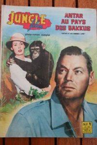 61 Johnny Weissmuller Jean Byron Helene Stanton Jungle