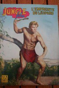 62 Johnny Sheffield Beverly Garland Killer Leopard Mag