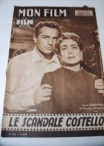 Joan Crawford Rossano Brazzi Linda Darnell Dana Andrews