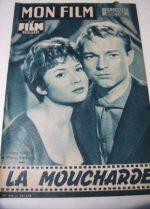 1958 Dany Carrel Pierre Vaneck Gary Cooper Suzy Parker