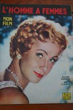 1961 Danielle Darrieux Mel Ferrer Jayne Mansfield