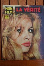 Original Mag 1962 Brigitte Bardot The Truth +300 Pics!
