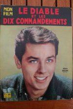 1963 Mag Alain Delon Devil and the Ten Commandments