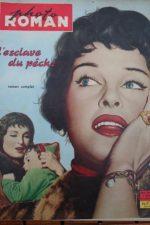 Magazine 1962 La schiava del peccato Silvana Pampanini Marcello Mastroianni