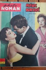 Magazine 1962 Die Frau des Botschafters Ingrid Andree Antje Weisgerber Paul Hubschmid