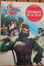 1962 Magazine I Reali di Francia Chelo Alonso Rik Battaglia Gerard Landry
