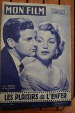 58 Lana Turner Lee Philips Peyton Place Anthony Perkins