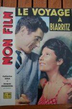 1963 Fernandel Arletty Sola William Holden Capucine