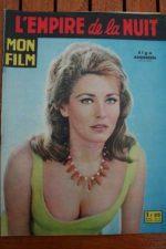 1963 Eddie Constantine Elga Andersen Yvette Mimieux