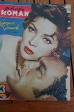 Magazine 1963 Carmen la de Ronda Sara Montiel Jorge Mistral Maurice Ronet