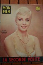 1967 Michele Mercier Robert Hossein Natalie Wood