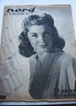 Rare Vintage Magazine 1947 Esther Williams